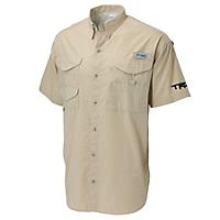 Columbia Bonehead Button-Down Fishing Shirt
