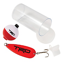 Classic Spoon Lure and Bobber Kit