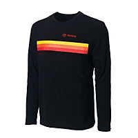 Toyota Fire Stripe Long Sleeve Tee