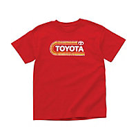 Toyota  Bright Racetrack Youth Tee