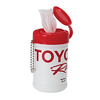 Toyota Racing Travel Wipes