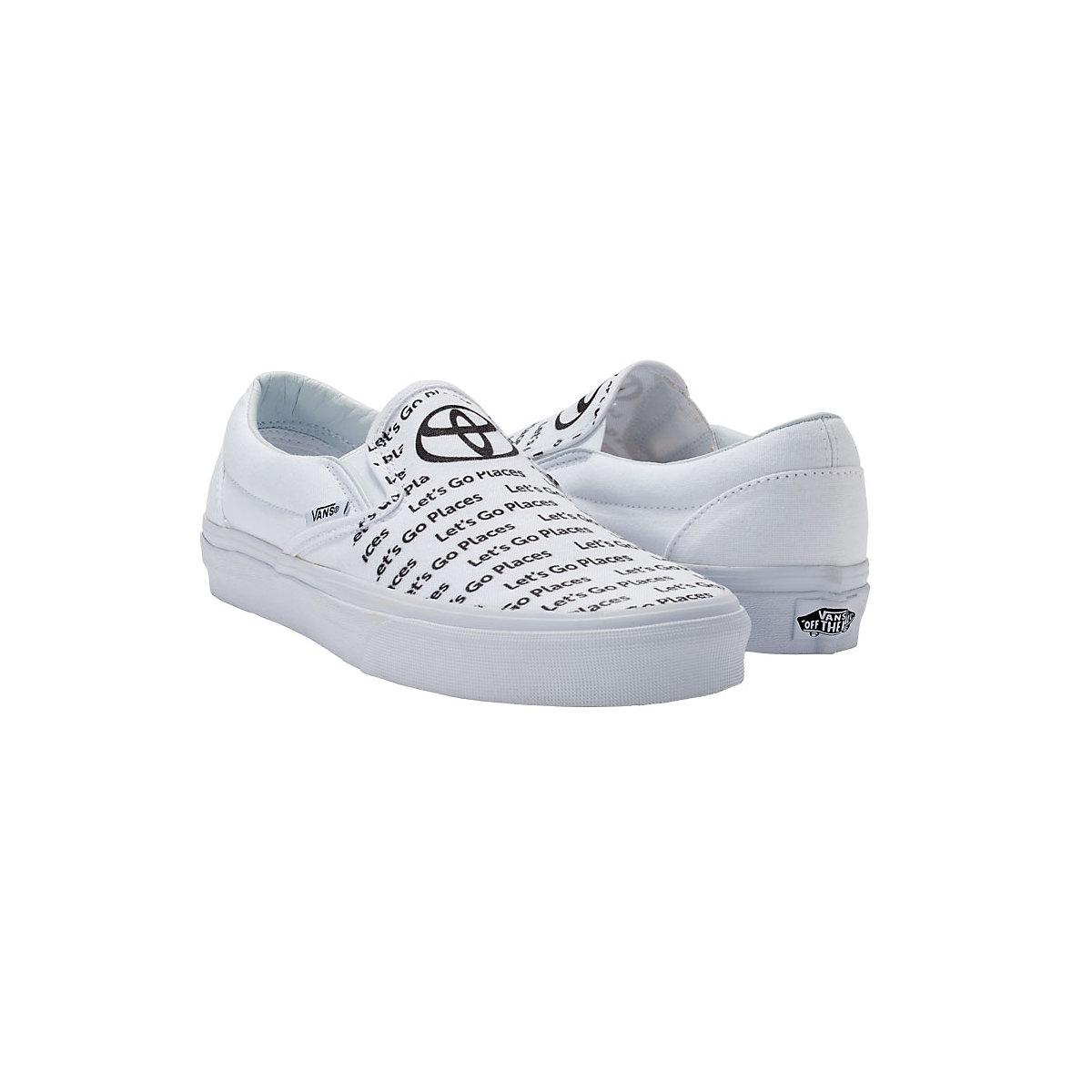 81e24bd890 Vans Custom Shoes Men s White