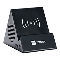 Wireless Charger with Speaker
