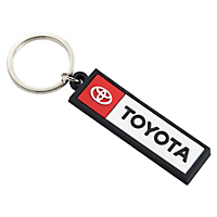 Flexible Key Tag