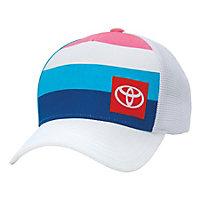 Ladies Bright Stripe Cap
