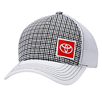 Toyota Plaid Cap