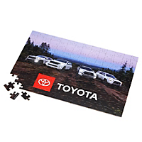 Toyota Off-Road Puzzle