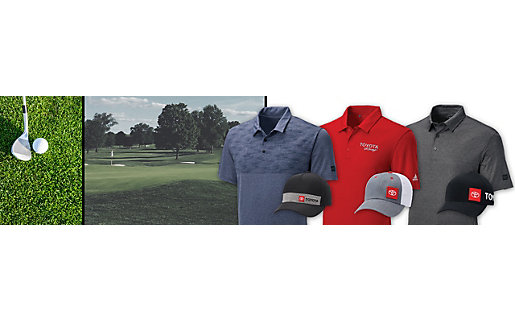 LOOK YOUR BEST ON THE LINKS