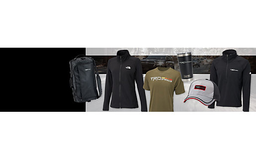 INTRODUCING TRD PRO GEAR