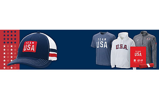 PURCHASE $75 IN OLYMPIC GEAR, RECEIVE A FREE HAT