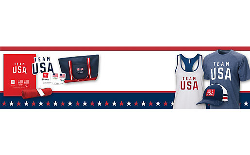 <bold>Support TEAM USA at the Olympic and Paralympic Games!