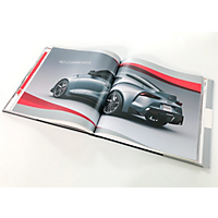 GR Supra Coffee Table Book