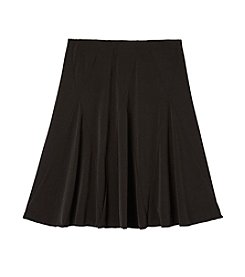 Amy Byer Girls' 7-16 Ruffle Hem Skirt