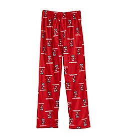 NCAA® University Of Wisconsin Badgers Boy's 4-7 Knit Pant