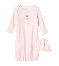Little Me® Baby Girls' Pink Sweet Bear Gown