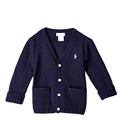 Ralph Lauren® Baby Boys' V-Neck Cardigan