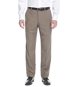 Perry Ellis® Flat Front Pants