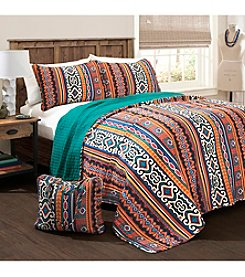 Lush Decor Bettina 3-pc. Quilt Set