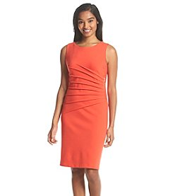 Ivanka Trump® Starburst Sheath Ponte Dress