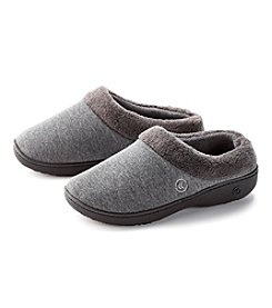 Isotoner Signature® Jersey Hoodback Slippers
