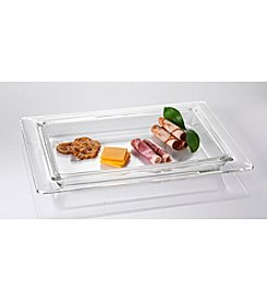 Luigi Bormioli Michelangelo Deep Serving Tray