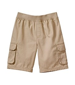 Mix & Match Boys' 2T-7 Knit Waistband Cargo Shorts