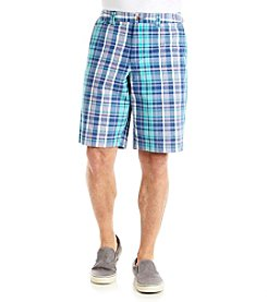 Le Tigre Men's Plaid Shorts
