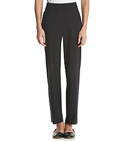 Studio Works® Petites' Solid Pull On Pants