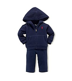 Ralph Lauren® Baby Boys' Fleece Hook Up