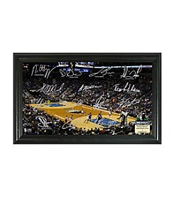 Minnesota Timberwolves Signature Court by Highland Mint