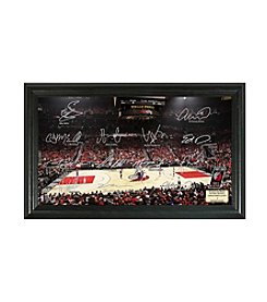 Portland Trailblazers Signature Court by Highland Mint