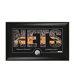 Highland Mint NBA® Brooklyn Nets