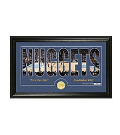 Highland Mint NBA® Denver Nuggets