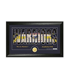 Highland Mint NBA® Golden State Warriors
