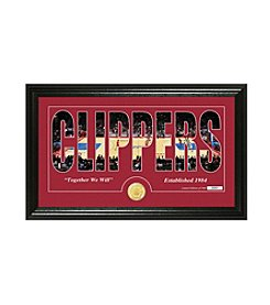 Highland Mint NBA® Los Angeles Clippers