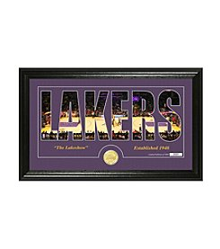 Highland Mint NBA® Los Angeles Lakers