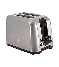 Toastmaster Stainless Steel 2-Slice Toaster