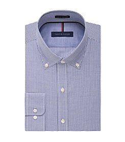 Tommy Hilfiger® Men's Slim Fit Check Print Dress Shirt