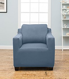 Home Fashions Dawson Twill Chair Slipcover