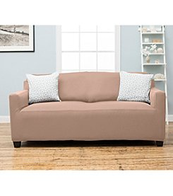 Home Fashions Dawson Twill Loveseat or Sofa Slipcover