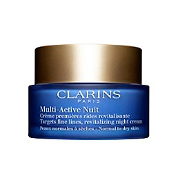 Clarins Multi-Active Night Cream For Normal To Dry Skin