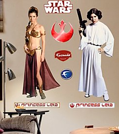 Fathead® Princess Leia Wall Decals