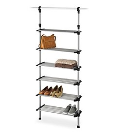 Whitmor 6 Shelf Closet Shoe Rack System