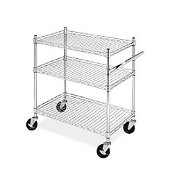 Whitmor 3-Tier Commercial Cart