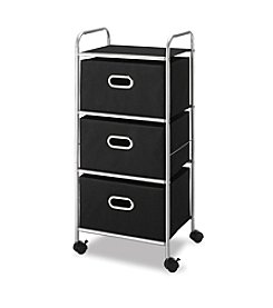 Whitmor® 3-Drawer Chest Cart
