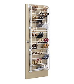 Whitmor® 36-pr. Over-The-Door Shoe Rack