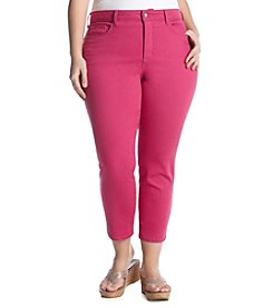 NYDJ® Plus Size Ira Relaxed Ankle Pants