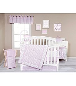 Trend Lab Orchid Bloom Baby Bedding Collection