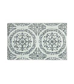 Jessica Simpson Ornamental Bath Rug