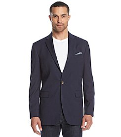 John Bartlett Statements Men's Stretch Solid Blazer
